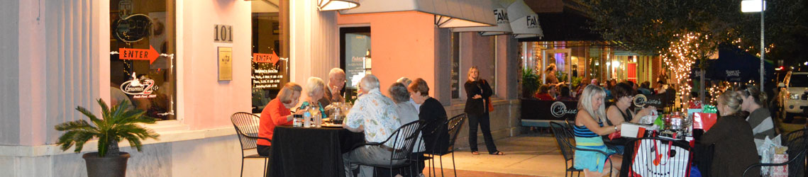 restaurants in sanford fl